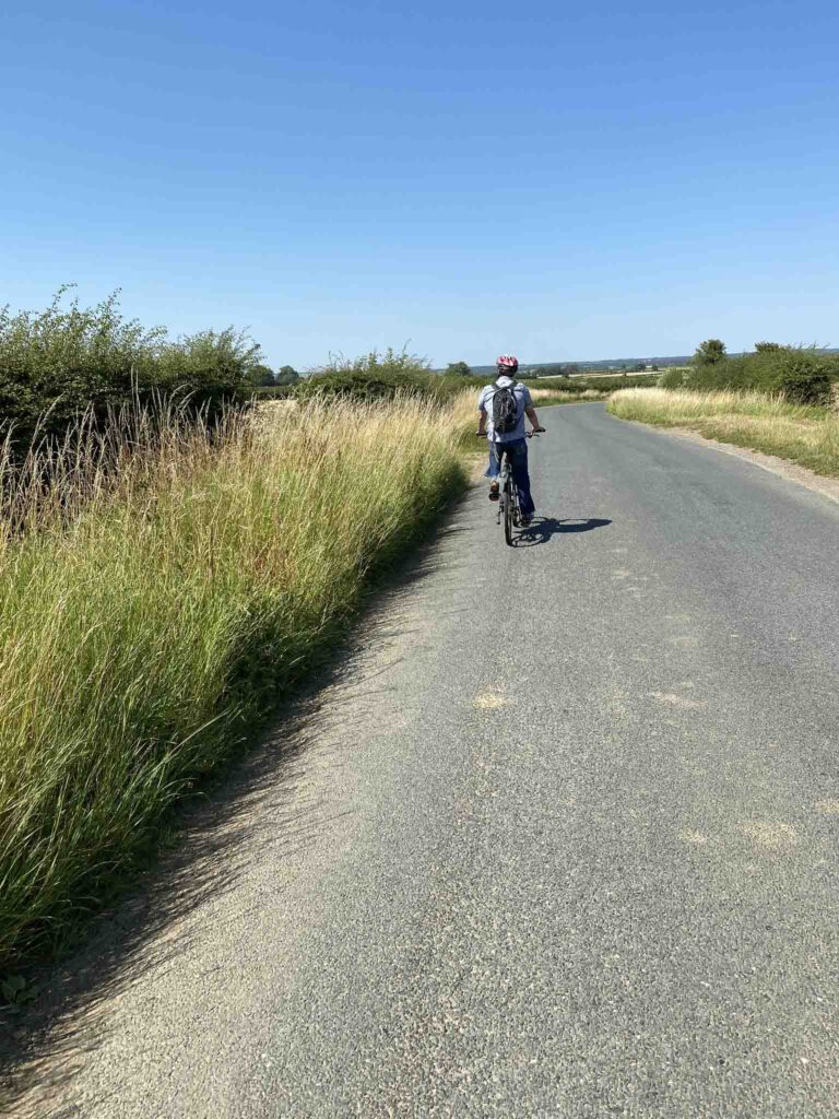 Road to Lastingham