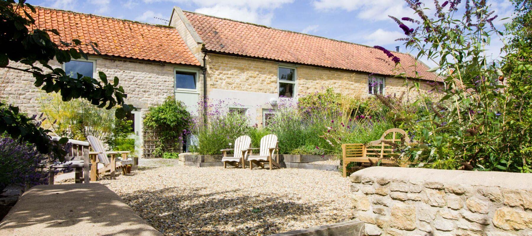 Courtyard, Town End Farm