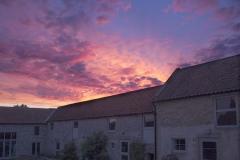 Sunset-Over-The-Long-Barn